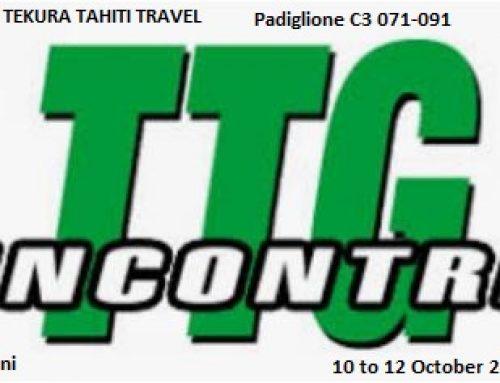 TTG Incontri Rimini 2018
