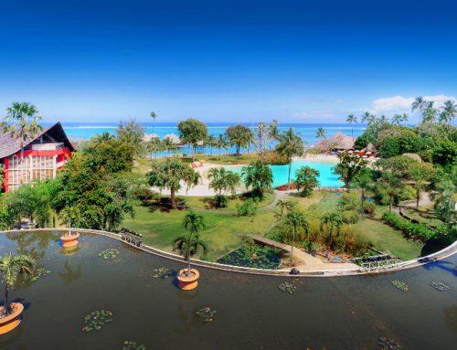 Hotel Le Méridien Tahiti rebranded : Hotel Tahiti Ia Ora Beach Resort, managed by Sofitel